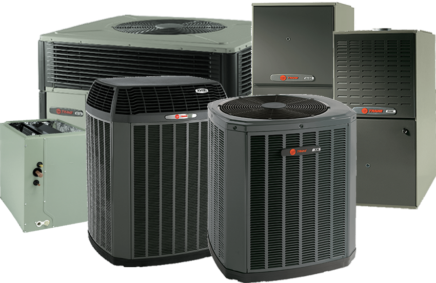 Trane HVAC Equipment